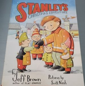 Stanley's Christmas Adventure Chapter Book